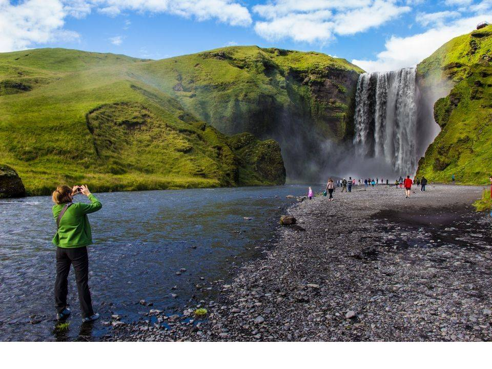 Geography  Trip to Iceland